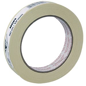 NOPI painter's tape, 50 m x 19 mm NOPI 55510-03-00