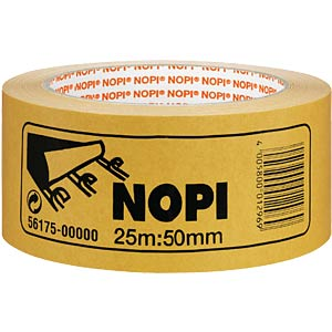 NOPI Fix carpet laying tape, 5,0 m x 25 mm NOPI 56175-00000-01