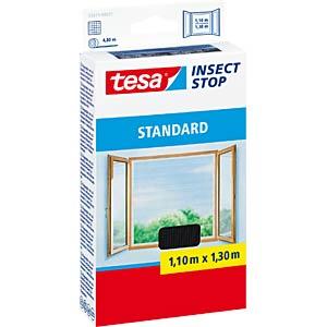 Fliegengitter Insect Stop Standard, 1,3 x 1,5 m, anthrazit TESA 55672-00021-03