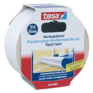 TESA Verlegeband, entfernbar, 10 m x 50 mm TESA 55729-00017-11