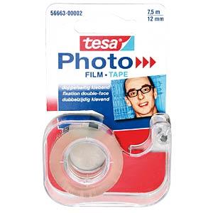 Photo Film, Abroller gefüllt, 7,5 x 12 mm TESA 56663-00002-00