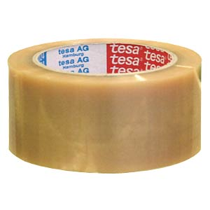 TESAPACK ultra strong, 66m x 50mm, transparent TESA 57176-00000-08