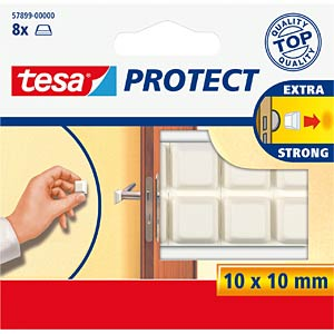 TESA Schutzpuffer, weiß TESA 57899-00000-00