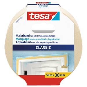 Malerband Classic, 50 m x 30 mm TESA 05282-00011-06