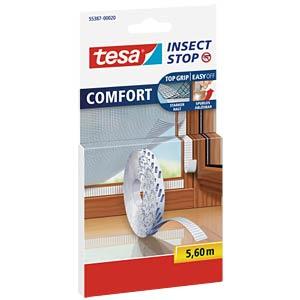 Klettband-Ersatzrolle, 5,6m, weiß TESA 55387-00020-00