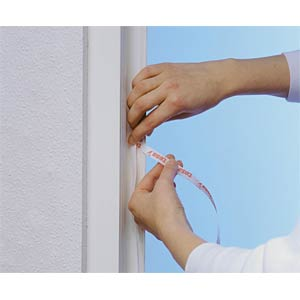 Klettband Ersatzrolle Insect Stop, 5,6 m, weiß TESA 55387-00020-00