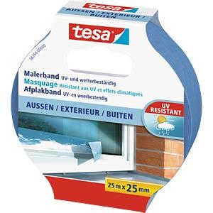 Malerband Aussen, 25 m x 25 mm TESA 56250-00000-00
