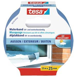 tesa® Malerband AUSSEN, 25 m x 25 mm TESA 56250-00000-00