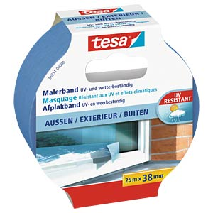 tesa® Malerband AUSSEN, 25 m x 38 mm TESA 56251-00000-00