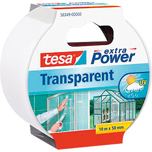 tesa extra Power , 48mm, transparent TESA 56349-00000-03
