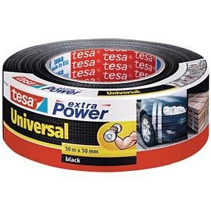 tesa extra Power® Universal - schwarz TESA 56389-00001-05