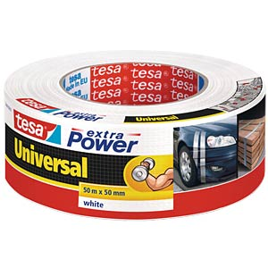 TESA extra Power Universal, white TESA 56389-00002-06