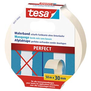 tesa® Malerband Perfect, 50 m x 30 mm TESA 56531-00000-00