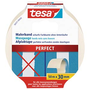 Malerband Perfect, 50 m x 30 mm TESA 56531-00000-00