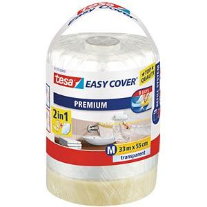 tesa Easy Cover® Premium Nachfüllrolle Gr. M TESA 57115-00000-03