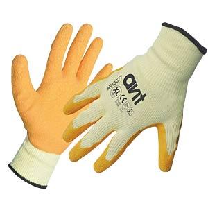 Handschuhe, Latex beschichtet,L,EN420;EN388 AVIT AV13076