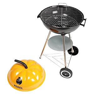 Barbecue Pumkin Grill - 16´´ / 41 cm PEREL BB100300