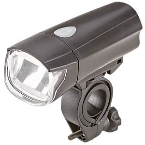 Bicycle LED battery light set, 30 lux PROPHETE 0711