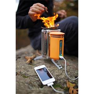 BioLite - USB CampStove, Campingkocher FREI