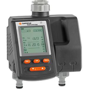 GARDENA 0187-20 - Bewässerungscomputer MultiControl duo