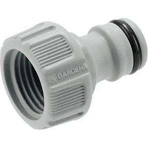 GARDENA 18200-20 - Hahnverbinder 21mm (G 1/2'')