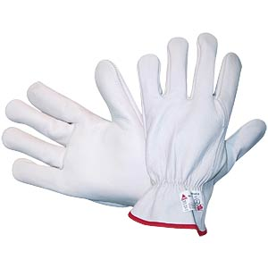 Work gloves for drivers, size 10 HASE LEDERFABRIK 850150