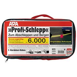 KFZ Abschleppseil, Profi, 6000 kg EAL 26051