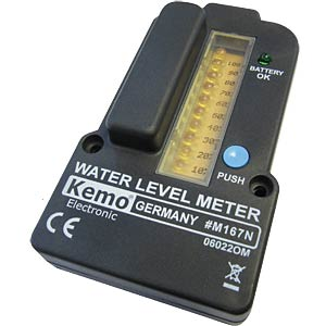 Level indicator for water tank M 167 N KEMO M 167 N