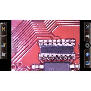 WiFi Mikroskop mit App für Smartphone / Tablet FREI