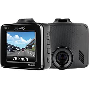 Dashcam, MiVue C335, 1080p, 30 fps, 130° MIO 5415N5300026