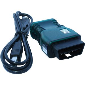 DIAMEX DX35B OBD2 USB Analyser DIAMEX OBD35B