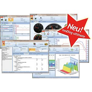Fahrzeugdiagnose-Software ultimate Version DIAMEX MODIAG ULTIMATE