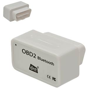 OBD2 Vehicle Diagnosis Via Smartphone DNT 53505