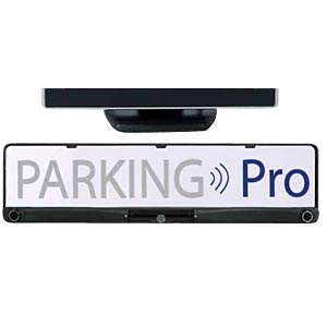 Video - ultrasonic parking assistant FREI