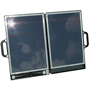 Solar trickler charger, 12 V, 13 W HQ SOL-CHARGE03