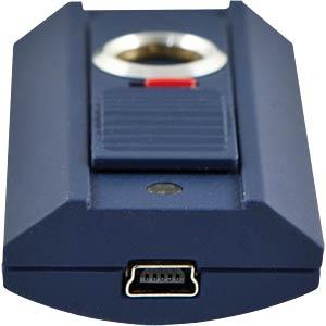 USB Zigarettenanzünder, Lighter Feuerzeug, blau SYNERGY 21 103851