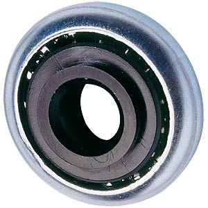 Ball bearing, new construction, outside diameter 40 mm SELVE 182000