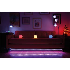 PLAYBULB comet - RGB Color Changing Flexible LED Strip Lights MIPOW BTL501A