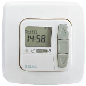 Roller shutter timer with sensor connection i-timer Plus SELVE 298600