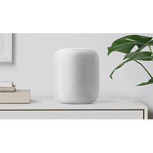 Smart Speaker, HomePod, White, Siri APPLE MQHV2D/A