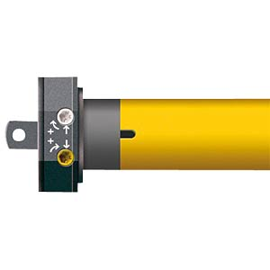 Roller shutter tubular motor, 10 Nm, for a size 40 shaft SCHELLENBERG 20110