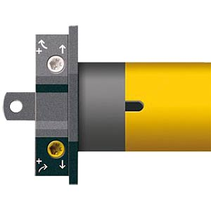 Roller shutter tubular motor, 20 Nm, for a size 60 shaft SCHELLENBERG 20620