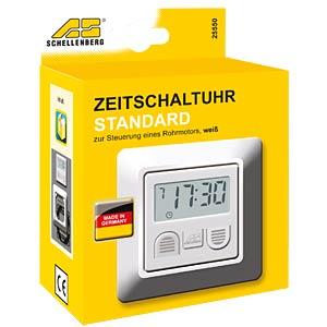 Rolladen-Zeitschaltuhr - Standard SCHELLENBERG 25550