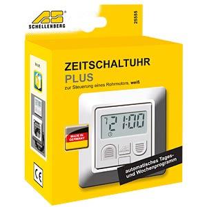 Rolladen-Zeitschaltuhr - Plus SCHELLENBERG 25555