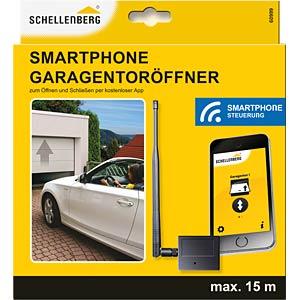 Smartphone Garagentoröffner SCHELLENBERG 60999