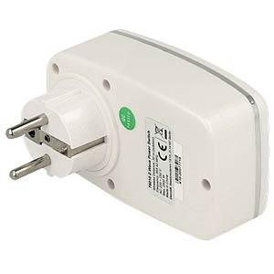Steckdosen Schalter DE, Z-Wave DELOCK 78010