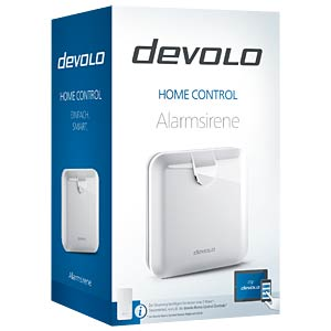 Alarmsirene Home Control, Z-Wave DEVOLO 9677