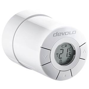 devolo Home Control Heizkörperthermostat DEVOLO 9356