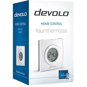 Raumthermostat Home Control, Z-Wave DEVOLO 9361