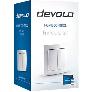 Funkschalter Home Control, Z-Wave DEVOLO 9359
